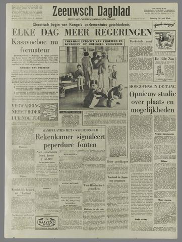 Zeeuwsch Dagblad 1960-06-18