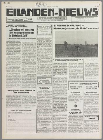 Eilanden-nieuws. Christelijk streekblad op gereformeerde grondslag 1978-12-15