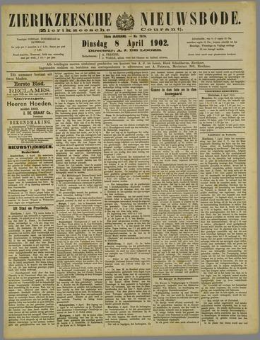 Zierikzeesche Nieuwsbode 1902-04-08