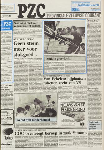 Provinciale Zeeuwse Courant 1987-03-06