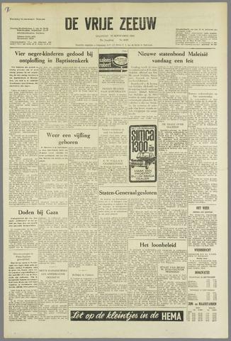 de Vrije Zeeuw 1963-09-16