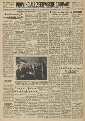 Provinciale Zeeuwse Courant 1947-05-06
