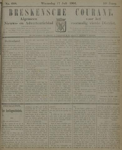 Breskensche Courant 1901-07-17