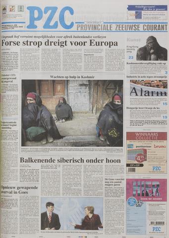 Provinciale Zeeuwse Courant 2005-12-14