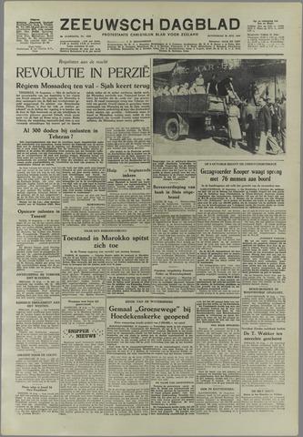 Zeeuwsch Dagblad 1953-08-20