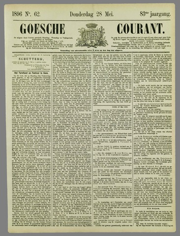 Goessche Courant 1896-05-28