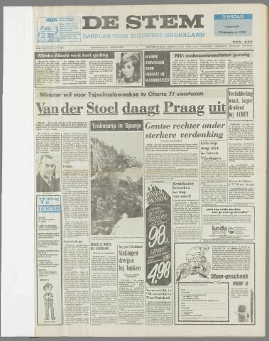 de Stem 1977-03-01