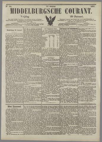 Middelburgsche Courant 1897-01-29