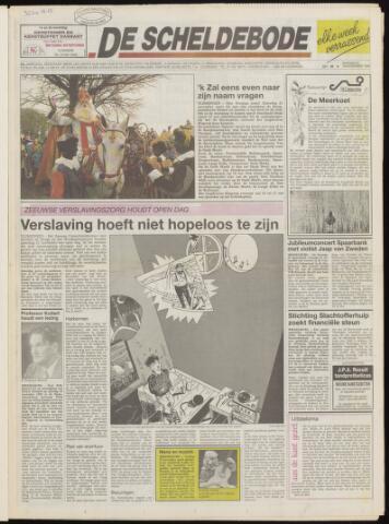 Scheldebode 1992-11-18