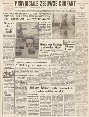 Provinciale Zeeuwse Courant 1965-12-11