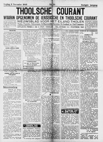 Ierseksche en Thoolsche Courant 1942-11-06