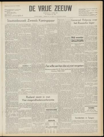 de Vrije Zeeuw 1955-04-27