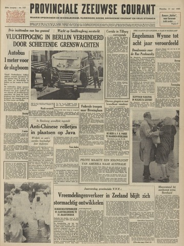 Provinciale Zeeuwse Courant 1963-05-13