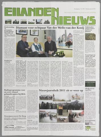 Eilanden-nieuws. Christelijk streekblad op gereformeerde grondslag 2011