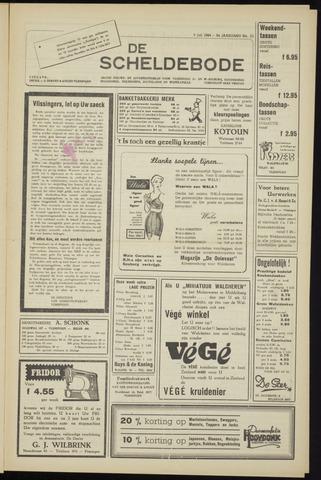 Scheldebode 1954-07-09