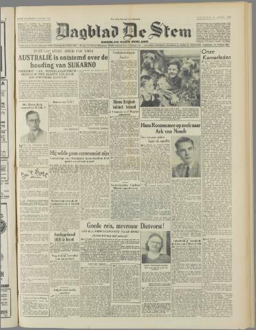 de Stem 1950-06-09