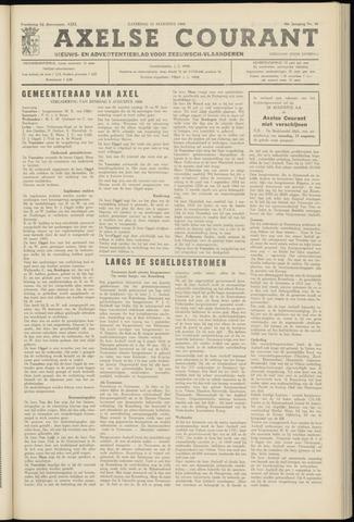 Axelsche Courant 1966-08-13