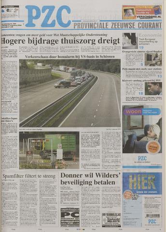 Provinciale Zeeuwse Courant 2006-08-31