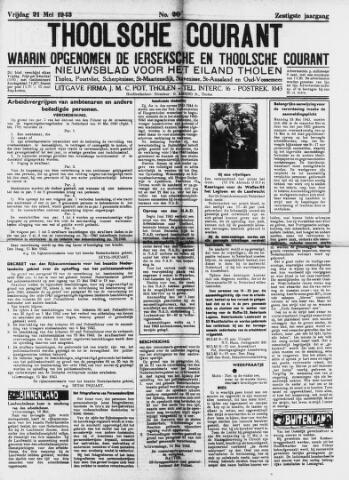 Ierseksche en Thoolsche Courant 1943-05-21