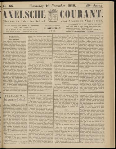 Axelsche Courant 1910-11-16