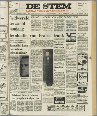 de Stem 1968-11-23