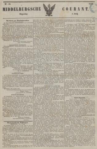 Middelburgsche Courant 1850-06-04