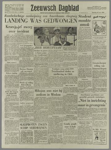 Zeeuwsch Dagblad 1960-05-23