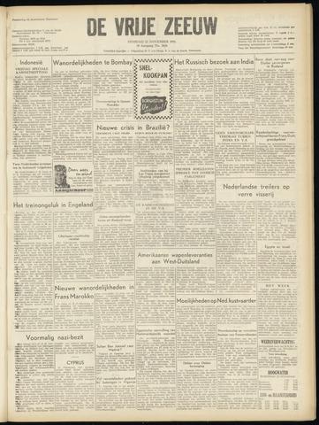 de Vrije Zeeuw 1955-11-22