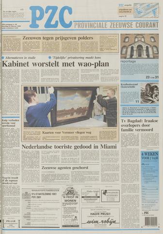 Provinciale Zeeuwse Courant 1996-02-24
