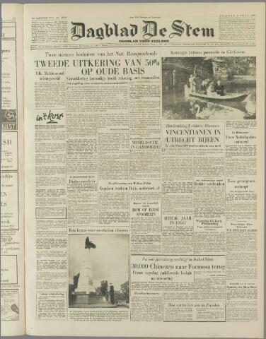 de Stem 1953-07-03
