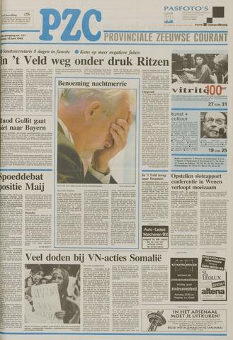 Provinciale Zeeuwse Courant 1993-06-18