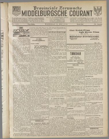 Middelburgsche Courant 1930-05-21