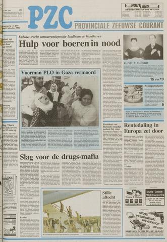 Provinciale Zeeuwse Courant 1993-10-22