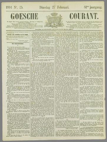 Goessche Courant 1894-02-27