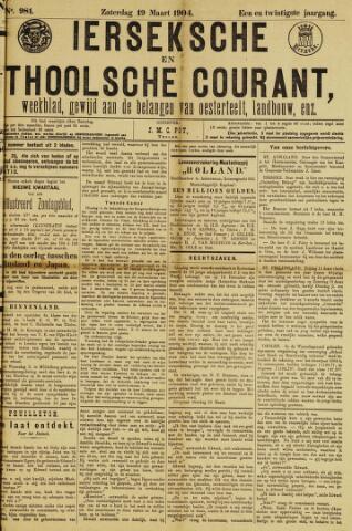 Ierseksche en Thoolsche Courant 1904-03-19