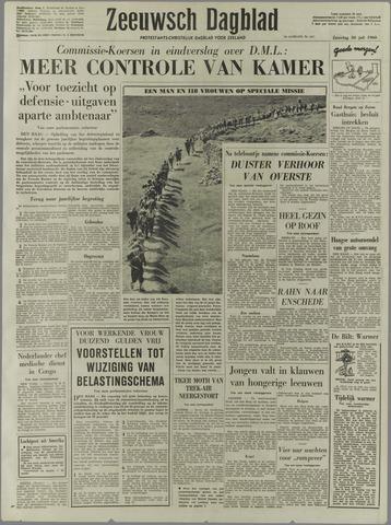 Zeeuwsch Dagblad 1960-07-30