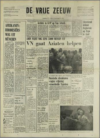 de Vrije Zeeuw 1972-08-21
