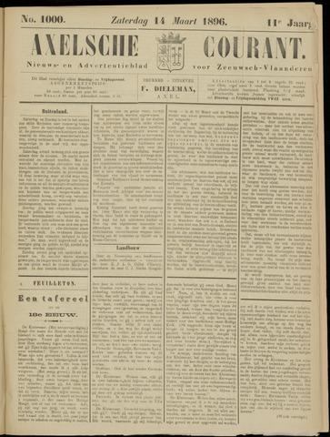 Axelsche Courant 1896-03-14