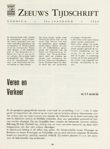 Zeeuws Tijdschrift 1964-11-01