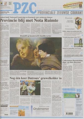 Provinciale Zeeuwse Courant 2004-04-28