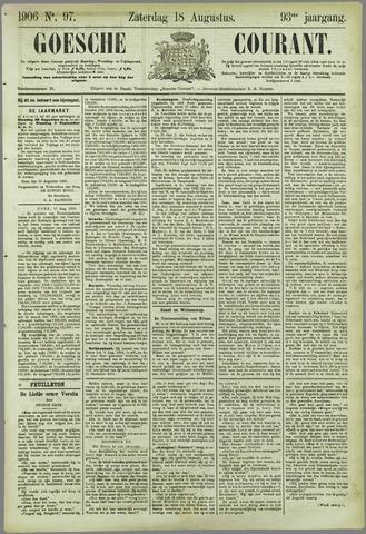 Goessche Courant 1906-08-18
