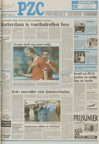 Provinciale Zeeuwse Courant 1993-10-14