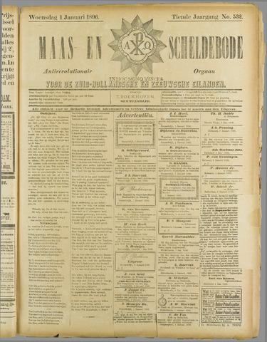 Maas- en Scheldebode 1896