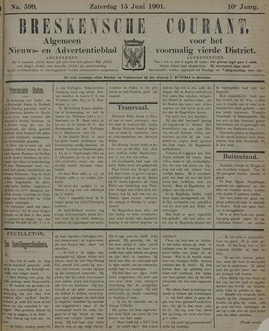 Breskensche Courant 1901-06-15