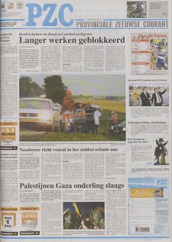 Provinciale Zeeuwse Courant 2004-07-19