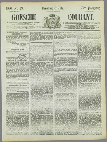 Goessche Courant 1890-07-08