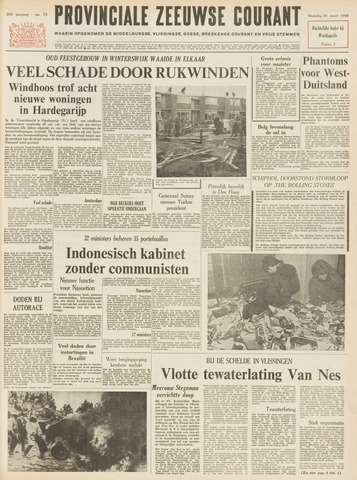 Provinciale Zeeuwse Courant 1966-03-28