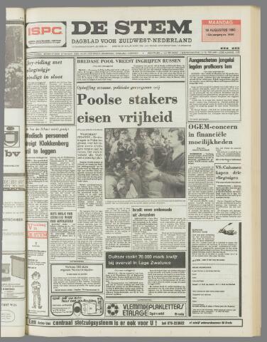 de Stem 1980-08-18
