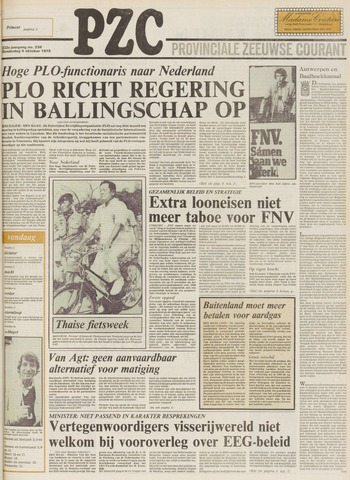 Provinciale Zeeuwse Courant 1979-10-04