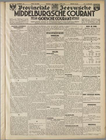 Middelburgsche Courant 1933-07-07